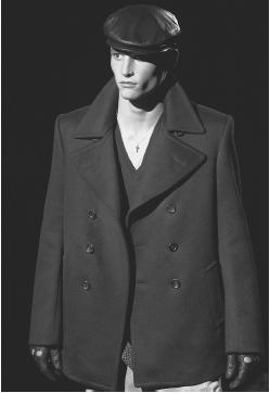 Tom Ford, designed for Gucci's fall/winter 2001 collection. © AP/Wide World Photos.